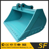 Cheap PC300 2200mm Excavator Mud Bucket with Two Cutting Edge