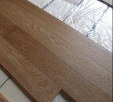 Brushed Oak Hardwood Engineered Wood Flooring / Parquet