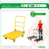 Warehouse Folding Platform Cargo Cart