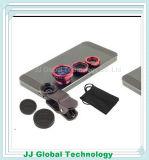 Universal Clip Lens for Mobile Phone, Fisheye Lens for iPhone, Camera Lens for iPhone 5 5s
