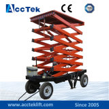 Hydraulic Scissor Lift Table with CE Certificate