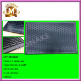 Best Personalized Auto / Car Rubber Floor Mat for Truck (MNK006)