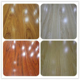Waterproof High Gloss Laminated Wood Flooring (laminate flooring)