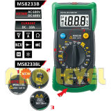 2000 Counts Pocket Digital Multimeter (MS8233BL)