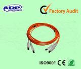 Sc-Sc Optical Fiber Patch Cord 1.5/2/3m