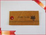 Old Kraft Paper Hang Tag Garment Printed Hang Tag
