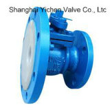 PFA Lined Inclined Baiting Ball Valve