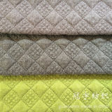 Home Textile Polyester Fabric with Quilting Treatment