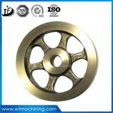 OEM Metal Casting Flywheel/Flying Wheel/Spin Wheel with CNC Machining