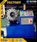 Ce ISO New Finn Power Hydraulic Hose Crimping Machine
