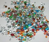 Colour Glass Beads Many Colours 5