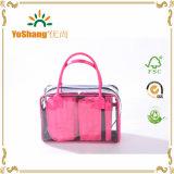 Three-Piece PVC Bag Travel Set Travel Cosmetic Bag Travel Set for Make up