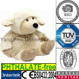 Sheep Plush Animal Medical Therapy Toy Microwave Heat Bag