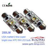 USA Market Super Bright Auto Bulb Can Bus LED Festoon