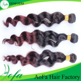 Hot Product Indian Remy Human Hair Products Omber Hair
