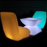 LED Bar Chair Table Set Furniture Bar Furniture LED