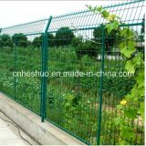 Tubular Steel Fence/ Steel Bar Fence/Horizontal Steel Fence