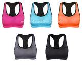 OEM Dri Fit Women Sexy Yoga Fitness Bra Sports Yoga Bra New Style Bra Top Sportswear for Women