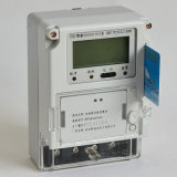 Domestic Single Phase Prepaid Electric Energy Kwh Meter
