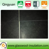 Black Wool Ceiling Panels in Cinema (600*600*20)
