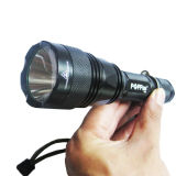 600 Lumens Rechargeable CREE Xm-L T6 LED Toch Light