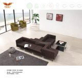 Hot Sale Leisure Office Fabric Sofa with Metal Leg (HY-S028)