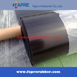 Black Factory Produced NR Rubber Sheet for Flooring