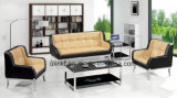 Hot Sells Concise Modern Style Leather Office Sofa (NS-S8805)