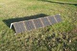120W Sunpower Flexible Solar Panel for Camping
