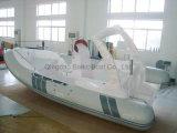 China Fiberglass Hull Boat 580 for Sale