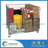 Storage Cage Wire Container Storage Racks
