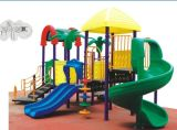 2014 Hot Selling Outdoor Playground Slide with GS and TUV Certificate (QQ12029-2)