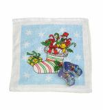 Socks Design Christmas Compressed Towel (YT-681)