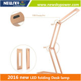 New Arrival Fashion Style Rechargeable Eyeshield Ultrathin LED Desk Lamp