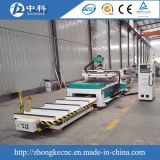 Auto Loading and Auto Unloading CNC Router