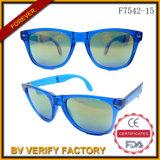 Brand New Custom Colored Plastic Sunglasses F7542