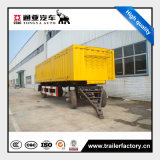 China Manufacturer Best Selling Full Trailer Truck Trailer for Sale