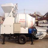 Jbt30 Portable Ready Mix Concrete Mixer with Pump