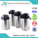 Outdoor Double Wall Stainless Steel Water Vacuum Thermos Pot (ASUR)