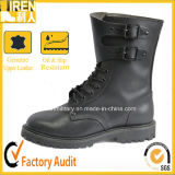 Leather and Composite Toe Army Ranger Boots
