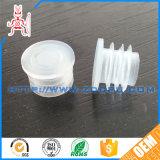 Small Size Dust Proof Mini PVC Transparent Plug