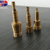 High Quality OEM Brass CNC Lathe Precision Machining Parts