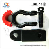 Forged Off Road Tow Hitch Receiver with D Shackle