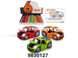 Metal Friction Toy Car Children Toys (9830127)