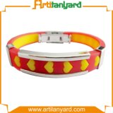 High Quality Silicone Bracelet with Gift
