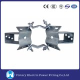 Galvanized Transformer Pole Mounting Bracket for Pole