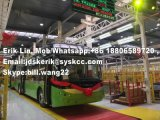 Semi Automatic SKD Bus Assembly Line
