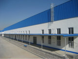 Prefabricated Steel Structure and Portal Frame Workshop (KXD-SSW155)