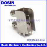 Female Right Angle PCB Mount 75 Ohm Dual BNC Connector
