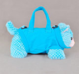 Soft Plush Toy Bag Plush Stationery Plush Bag